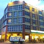 De Hijau Restautant in Bary Inn Hotel