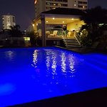 Swimming Pool & BBQ Gazebo