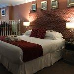 Ground floor luxury Suite
