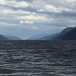 small boat trip on Loch Ness