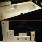Bathroom and bathroom toiletries