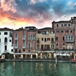 Hotel Canal Grande View of Grand Canal in Venice, Italy - DeCiccophoto.com