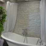 salle de bains  suite lin clair