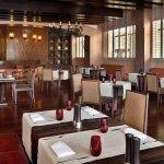 Cucina's elegant dining room