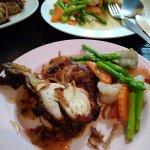 Grilled Chicken at Sabaijai Restaurant