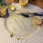 C'était... la salade de Calamars aux Artichauts! désolé ! 😝