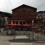 Foto de Logis La Croix Saint-Maurice Hotel