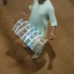 Dhol player. adds good feel.