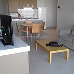 Kitchen, Dining and Lounge