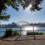 Various views of Sydney Harbor