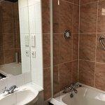 Bathroom in room 242