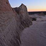 Sunset Tour of Lake Mungo