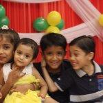 Birthday celebration of my son.