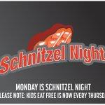 Schnitzel Night