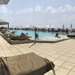 Main Outdoor Pool and Bar
