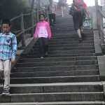 Journey up Mt Emei to stay at Jinding or Golden Summit Hotel