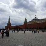 Kremlin from Red Square