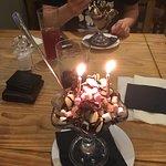 Celebrating my birthday!