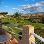 Terrazas con vistas Hotel HO Ciudad de Jaén