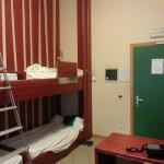 Dormitorio da 4 letti (due letti a castello).