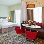 Photo de Novotel Suites Dubai Mall of the Emirates