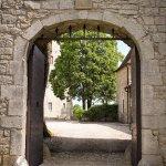 Entrée principale du Château d'Andelot