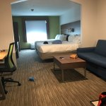 Foto de Holiday Inn Express  South Bend / Notre Dame