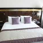 Tastefully appointed rooms