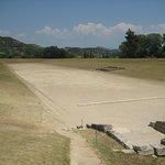Olympie - Stade
