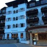 Schlosshotel Fiss Foto