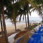 Playa Escondida Foto