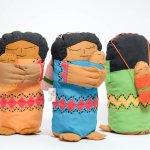 Muñecas Guaymí.