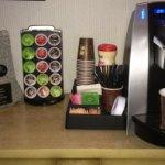 Complimentary Coffee/Tea in Lobby