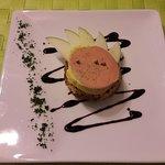 Un foie gras savoureux
