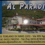 Photo of Ristorante al Paradiso