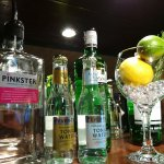 G & T anyone? an amazing selection.......