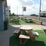 we are ready for our lovely customers to soak up the sun and enjoy our hospitality.