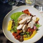 Chicken, Mango & Avocado Salad