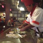 Benihana- Great Food