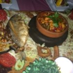 best seafood platers in Mris Beach Hotel