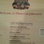 Johnsons Seafood & Steakの写真