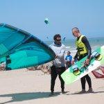"""Yassine """"la légende du kitesurf"""""""