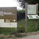 Monestir de Sant Pere,Masías de Roda (Osona, Barcelone, Catalogne) Espagne.