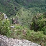 The tour takes you to explore the Usambara Mountains in the northeast of Tanzania. Landscape, tr