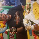 Had a fabulous lunch @ Casa Mexicans today!