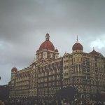 The Taj Mahal Palace during monsoons