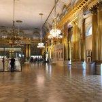 Eremitage und Winterpalais Foto