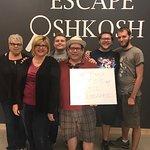 Escape oshkosh