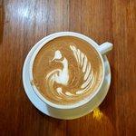 Hermoso Arte Latte