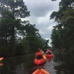 Outer Banks Kayak Adventures ภาพถ่าย